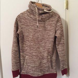 Roxy cowl sweater